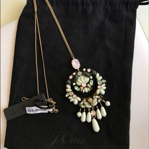 J. Crew Jewelry - J. Crew Long Pendant Necklace